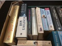29 fiction books ideal for car boot