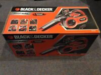 BRAND NEW Black & Decker Hand Vacuum Cleaner