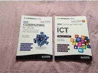 OCR ICT & Computing Revision Aid Books