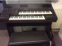 Yamaha Electrone EL 40 Organ
