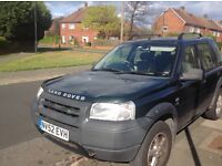 Land Rover free lander full 12 months MOT immaculate condition £1100