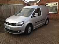 2012 VW Caddy C20 Highline TDi 1.6 Diesel
