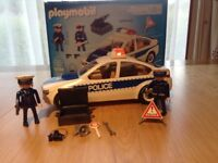Playmobil Police Sets x 4 (see further photos)
