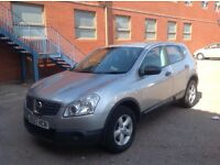 2007 Nissan Qashqai Diesel Good Condition with history and mot