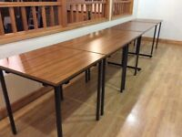 Restaurant/meeting/function tables