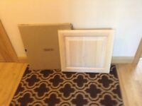 3 kitchen cabinet doors size 553x597 and drawer kit limed oak