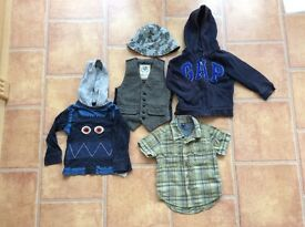 Boys Next and Gap age 3-4 years Clothes bundle
