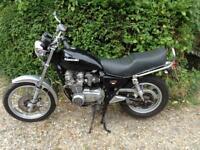 Kawasaki KZ-550 Ltd 1981