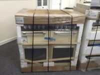 Leisure chefmaster 100cm range with glass lid. RRP £1099. New in package 12 month Gtee