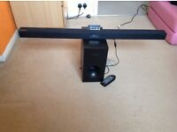 Samsung surround air track (hw-f350)for sale