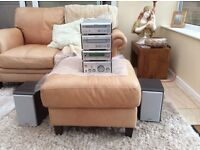 Sony Micro Stereo System & Speakers
