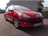 2009 Peugeot 207 - stunning condition - £2,250 Ono