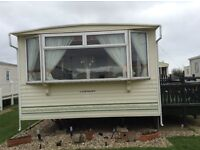 Summer Deals at Skipsea Sands . Comfortable 6 berth caravan for hire .