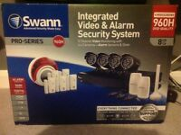 Swann Pro Series HD Advanced Security Alarm System 960H SWVAK-834254C