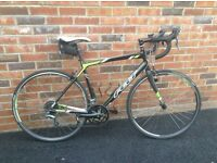 "Felt z100 56"" road bike like new"