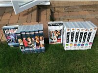 VHS Videos - Various Films and TV Series