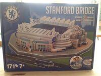 Official Stamford Bridge 3D Replica Stadium