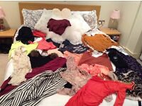 Job lot of clothes size 8