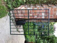 Nice quality iron side gate