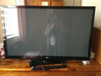 42 inch LG T.V. With Freeview