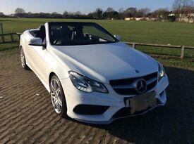Mercedes Benz E-class 2.1 E220 cdi AMG 7G-tronic plus convertible