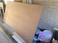 4x wpd sheets of 6mm ply new 8x4