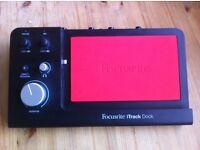 iPad Focusrite iTrack Dock