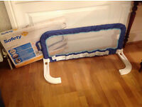 Safety 1st portable compact folding bed guard