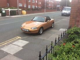 Great condition fun to drive iconic convertible
