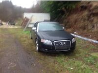 Audi A4 3l tdi Quattro sline spares all electrics work no time wasters