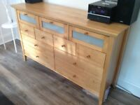 Immaculate drawer/sideboard unit