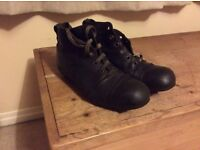 Genuine Antique 1920's Football Boots