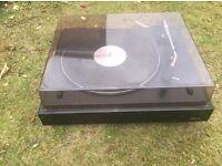 Sonab 75s turntable vintage
