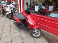 PIAGGIO ZIP 50cc 4T MOPED 12 MONTHS MOT JUST FULLY SERVICED