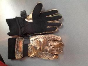 Red Head Hunting Gloves -Men's M- (sku: Z14703)