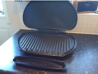 George Foreman grill ( 10 person grill)