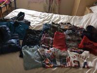 Boys Clothes Bundle Age 7-8 (Next, Gap, Boden, Joules)
