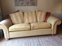 Super comfy 3 seater sofa - Free local delivery30
