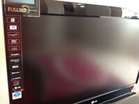 LG 32 FullHD/Sky plus hd box drx890r and Sky sd box drx550