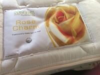 Myers Single Divan Bed with mattress