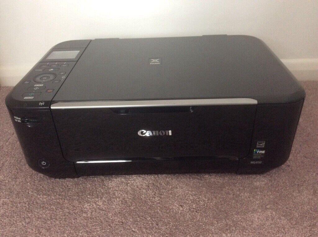 Canon MG4150 Wireless duplex printer, scanner, copier  Very nice condition,  just needs inks  | in Bournemouth, Dorset | Gumtree