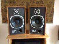 Pair Tannoy Oxford Loudspeakers