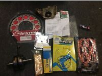 Ktm 125 140 200 spare used parts very light use and some new never used parts all £100 bargain