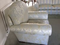 Vale Bridgecraft three piece suite