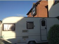 Reduced by £1000 to sell!! Avondale Dart 510/5 berth caravan ONO