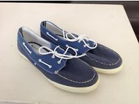 Crew clothing deck shoes