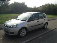Ford Fiesta style climate diesel reduced for quick sale £2550