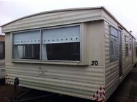Atlas Fanfare Super FREE DELIVERY 32x12 2 bedrooms 2 bathrooms large choice of offsite statics