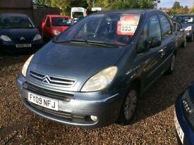 image for Citroen, XSARA PICASSO, MPV, 2009 as traded in FULL MOT @ Aylsham Road Affordable Cars