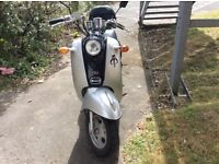 Baotian 50cc scooter/moped 2008